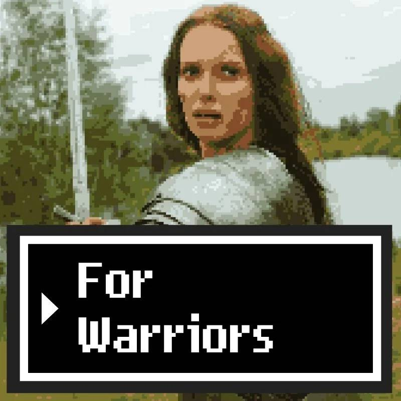 category: for warriors