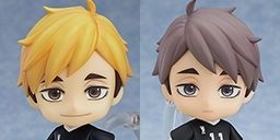 picture: product images of inarizaki high school nendoroid figures