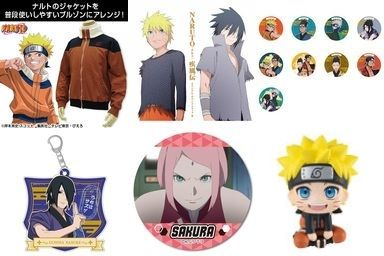 picture of naruto and boruto character items and products